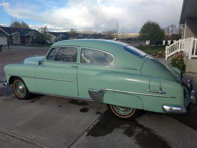 1952 Chevrolet 2-Dr Sedan