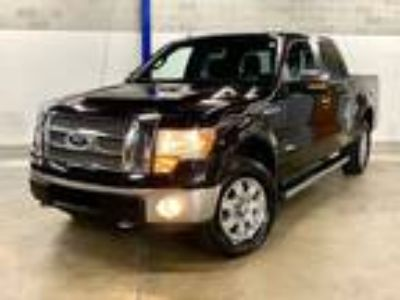 2012 Ford F-150 Lariat EcoBoost 3.5L Twin Turbo V6 365hp 420ft. lbs.