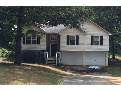 3 Bed 2 Bath Preforeclosure Property in Cartersville, GA 30120 - Brandon Rdg SW