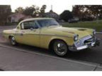 1955 Studebaker President Hardtop