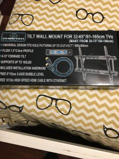TV Wall mount - new!