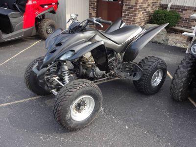 2006 Yamaha Motor Corp., USA Raptor 350 Sport ATVs Zulu, IN