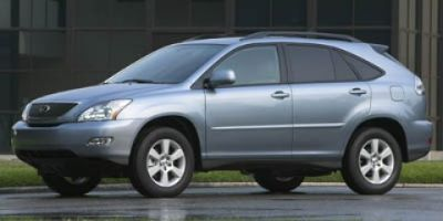 2007 Lexus RX 350 Base (BLACK)