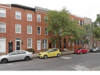 3 Bed 4 Bath Foreclosure Property in Baltimore, MD 21230 - William St