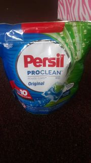Persil original Power caps 16-count