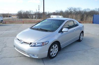 2011 Honda Civic Cpe 2dr Auto LX