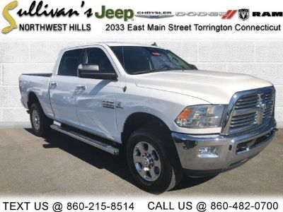 2016 RAM 2500 Big Horn (Bright White Clearcoat)