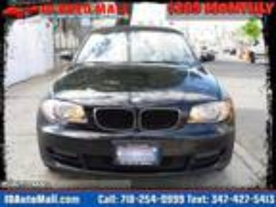 $10500.00 2009 BMW 1 Series with 76876 miles!