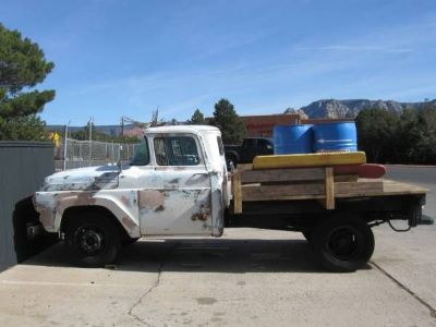 1958 Ford Flatbed Dually