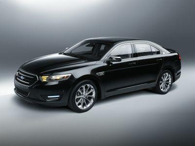 2017 Ford Taurus SE (White Gold Metallic)
