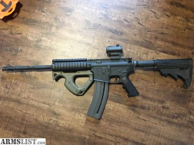 For Sale/Trade: Colt M4 .22lr
