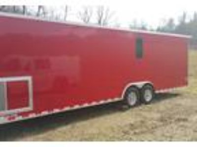 2016 United UXT-28 Trailer in Millersburg, OH