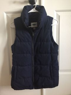 EUC Old Navy puffer vest size XS