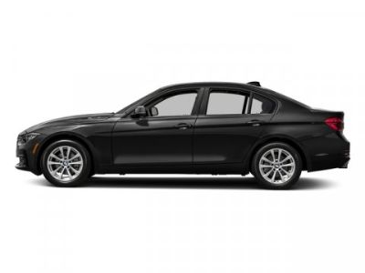 2018 BMW 3-Series 320i xDrive (Jet Black)