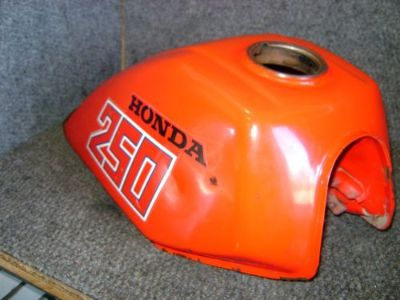 Find HONDA OEM GAS FUEL PETRO TANK ATC250R ATC250 ATC 250 250R 1981-1982 175A1-961 motorcycle in Yale, Michigan, United States, for US $88.92