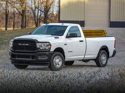 2019 RAM 2500 Tradesman (Bright White Clearcoat)