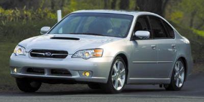 2007 Subaru Legacy 2.5i (Satin White Pearl)