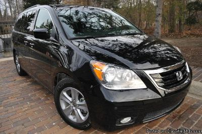 Excellent Condition 2009 Honda Odyssey