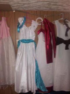 Four Girls Dresses