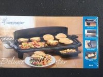 Electric Toastmaster Grill