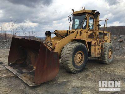 Cat 966D Wheel Loader