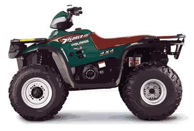 2000 Polaris Xplorer 400 Utility ATVs Eagle Bend, MN