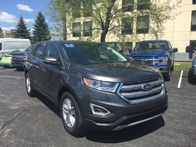 2016 Ford Edge SEL (Gray)