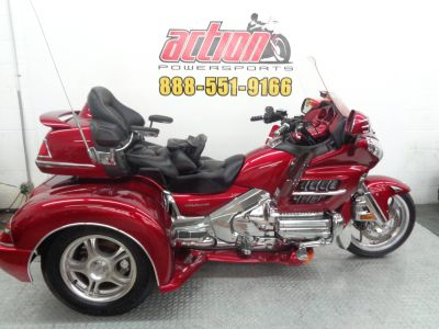 2004 Honda Goldwing Trike 3 Wheel Motorcycle Tulsa, OK