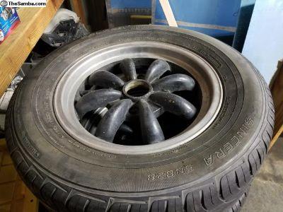 EMPI 8 Spoke rims/wheel Set