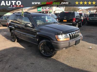 1999 Jeep Grand Cherokee Laredo (Black)
