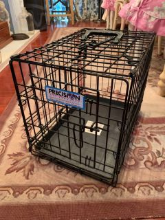 Precision Pet Products Double Door Dog Crate