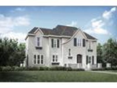 The Cambria II by Drees Custom Homes: Plan to be Built