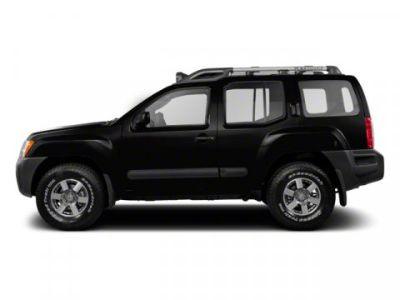 2012 Nissan Xterra X (Super Black)