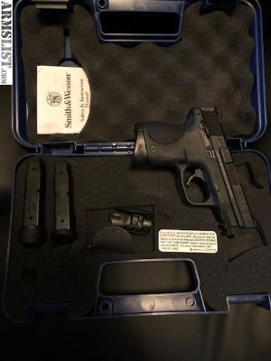 For Sale/Trade: S&W M&P Compact