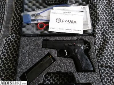 For Sale/Trade: Cz 75 c 9mm