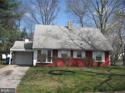 4 Bed 2 Bath Foreclosure Property in Willingboro, NJ 08046 - Burgess Ln