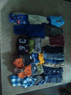 Boys size 12 month lot