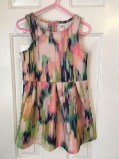Fashionable Toddler Dress, 4T