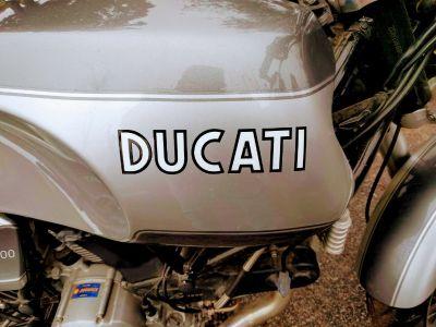 2008 Ducati GT 1000 SPORT CLASSIC