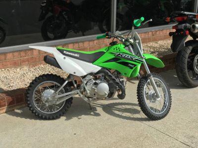 2015 Kawasaki KLX 110 Competition/Off Road Motorcycles Albemarle, NC
