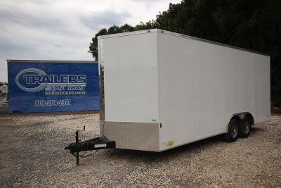 2019 Continental Cargo NS Series 20ft Enclosed Car Trailer