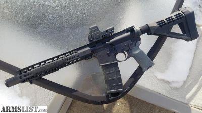 For Sale: Ghost Firearms 300 Blackout Pistol