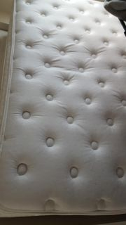 Queen Mattress with Memory Foam Pillowtop