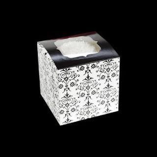 Get Custom Printed Individual Cupcake Boxes