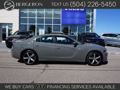 2017 Dodge Charger SE (Gray Clearcoat)