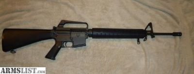 For Sale: Colt SP1 Sporter AR15 Vintage 1977