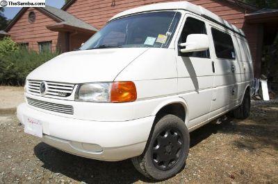 2000 Eurovan Camper
