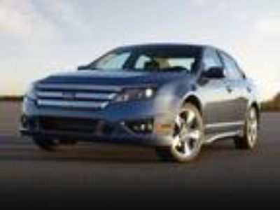 used 2011 Ford Fusion for sale.