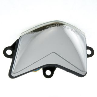 Purchase Chrome Integrated Led Blinker Taillight Kawasaki ZX10R 04-05 motorcycle in Ashton, Illinois, US, for US $99.95