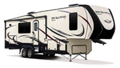 2017 KZ Durango 2500 D315RKD
